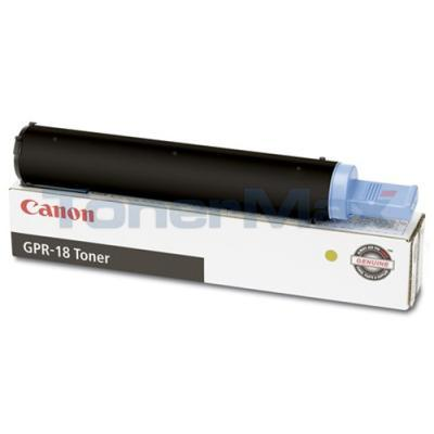 CANON GPR-18 TONER BLACK